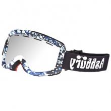 Ashbury W. Print Snowboardbrille