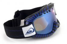 Quiksilver Eclipse Blau Snowboardbrille
