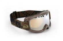 Quiksilver Eclipse Chocolate Snowboardbrille