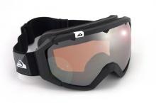 Quiksilver Q2 Schwarz Snowboardbrille