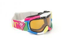 Roxy Broadway Bunt Snowboardbrille