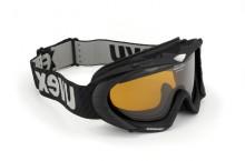 Uvex Tomahawk Pola Schwarz Snowboardbrille