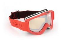 Uvex Tune Up Neon Rot Snowboardbrille